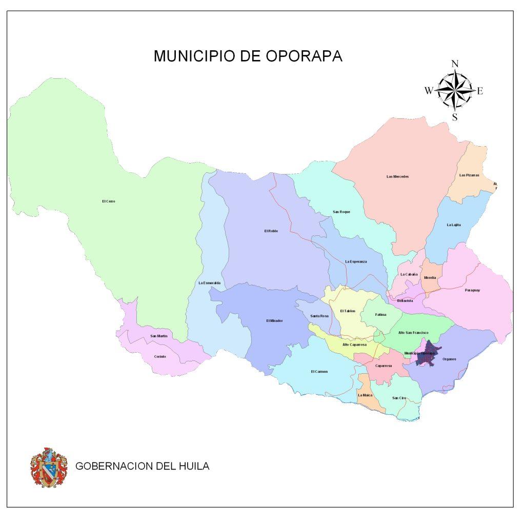 Municipio de Oporapa