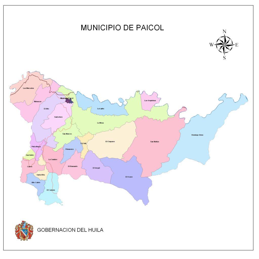 Municipio de Paicol