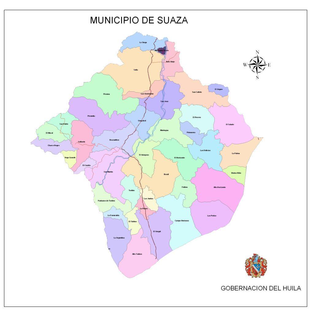 Municipio de Suaza