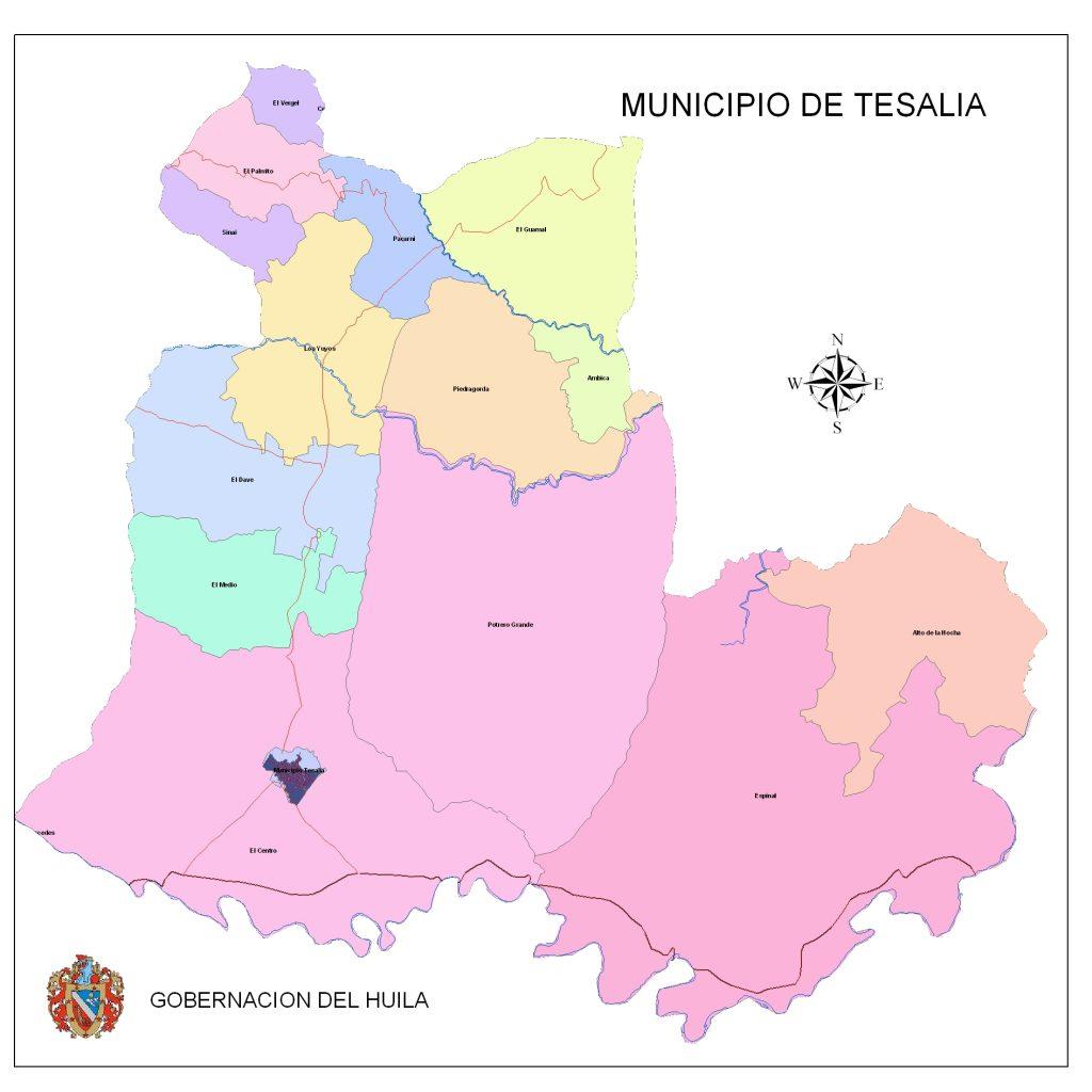 Municipio de Tesalia