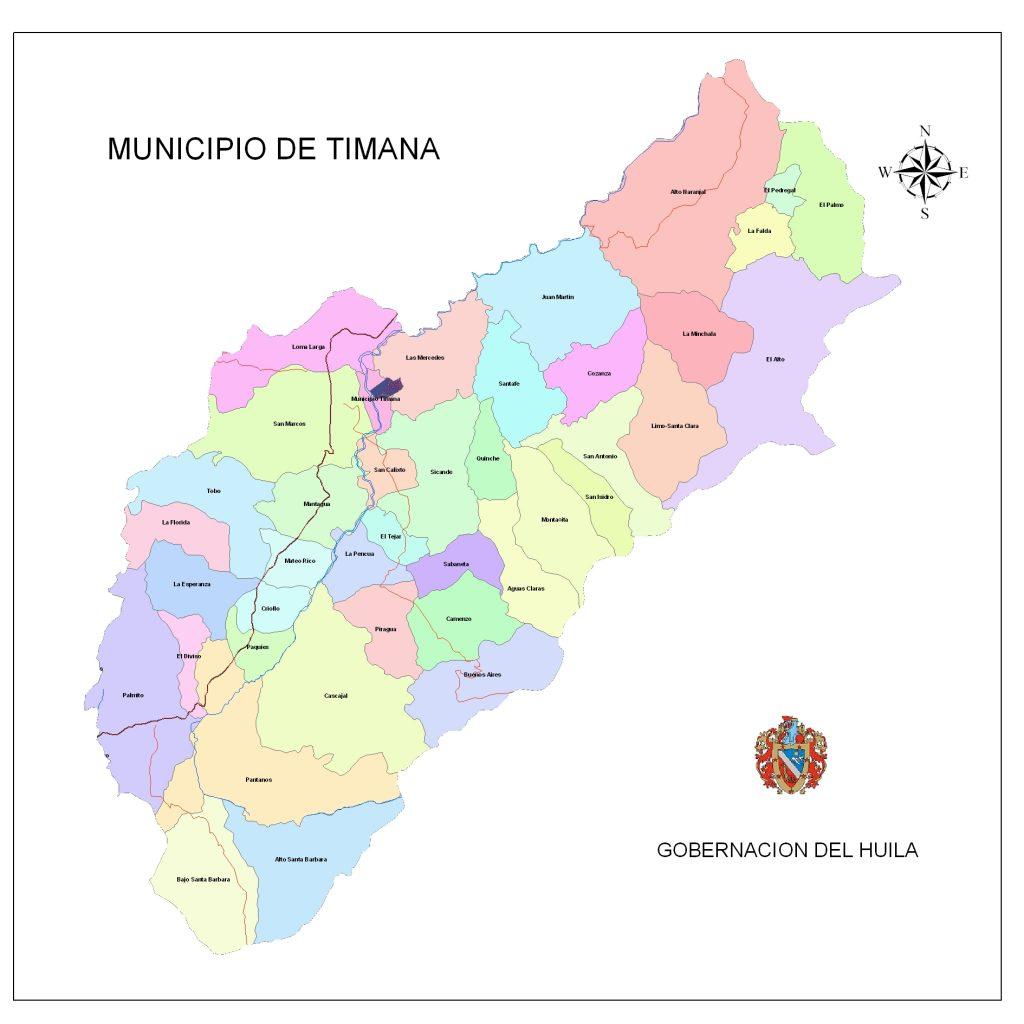 Municipio de Timaná