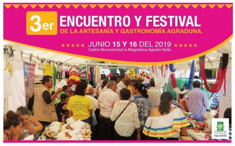 3er Encuentro y Festival de la Artesanía y Gastronomía Agraduna (2019)
