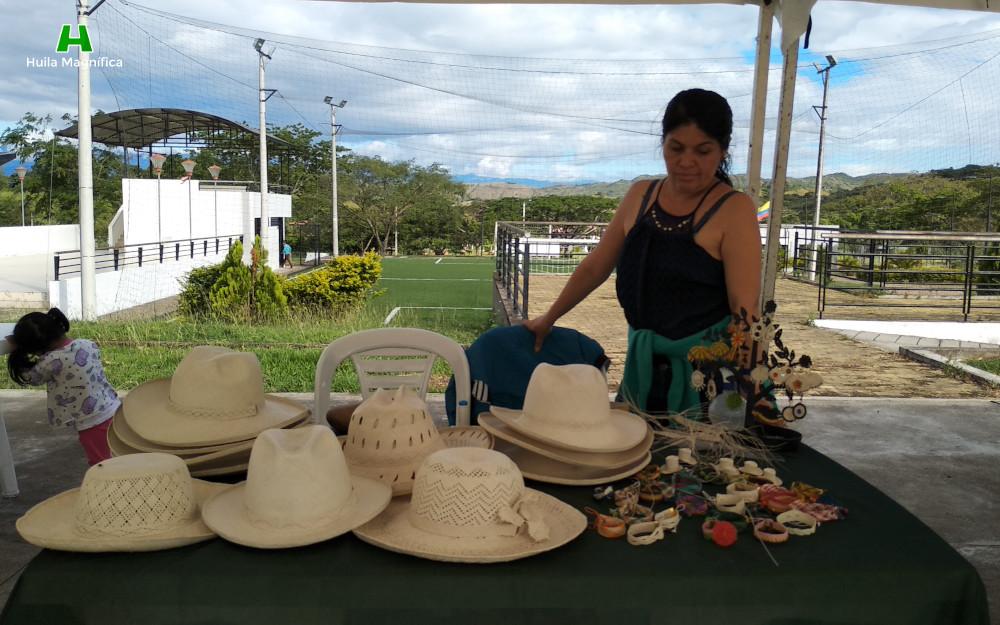 Sombrero Suaza Muñoz Toledo - Marleny Toledo Méndez