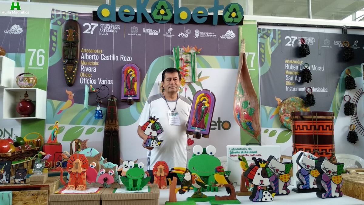 Decobeto - Alberto Castillo Rozo