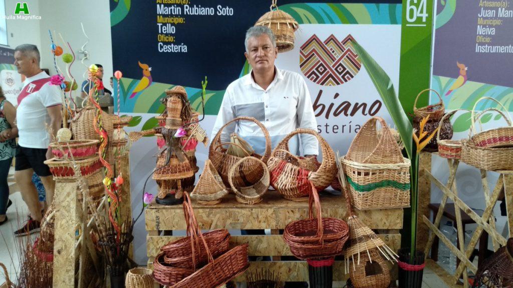 Martín Rubiano Soto - Rubiano Cestería