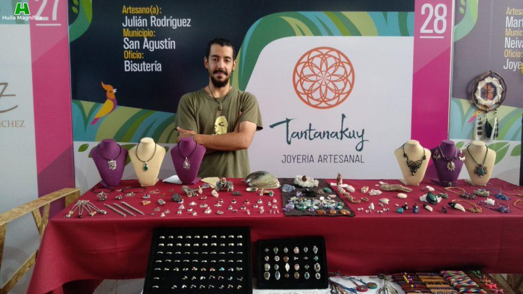 Julián Rodríguez - Tantanakui - Joyería Artesanal