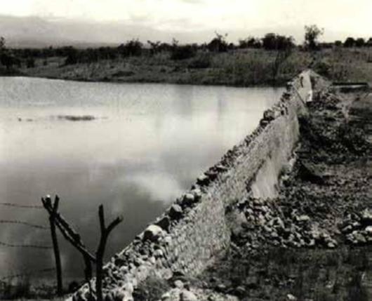 Foto del pasado Jardín Botánico de Neiva Bertha Hernández de Ospina