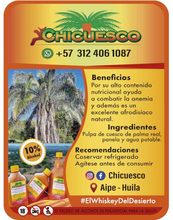 Etiqueta Chicuesco