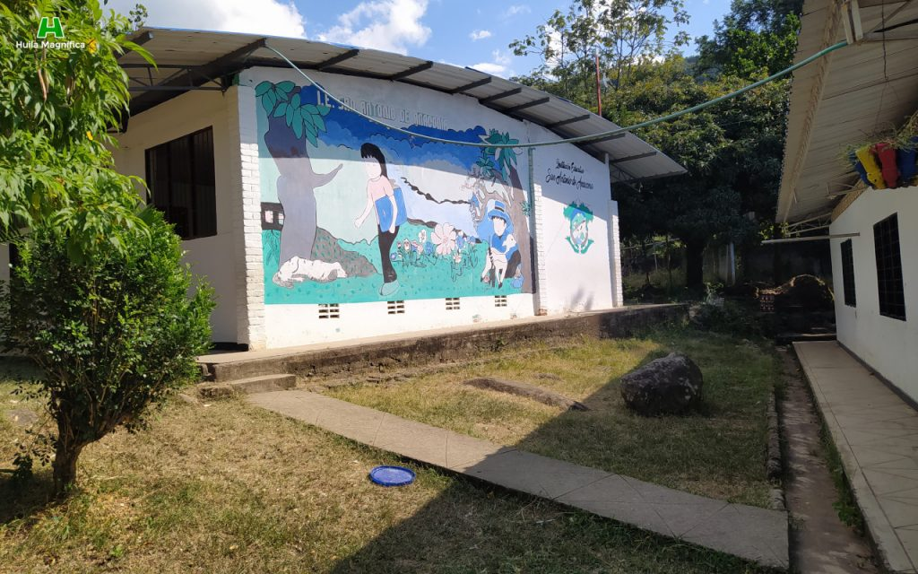 Institución Educativa San Antonio de Anaconia