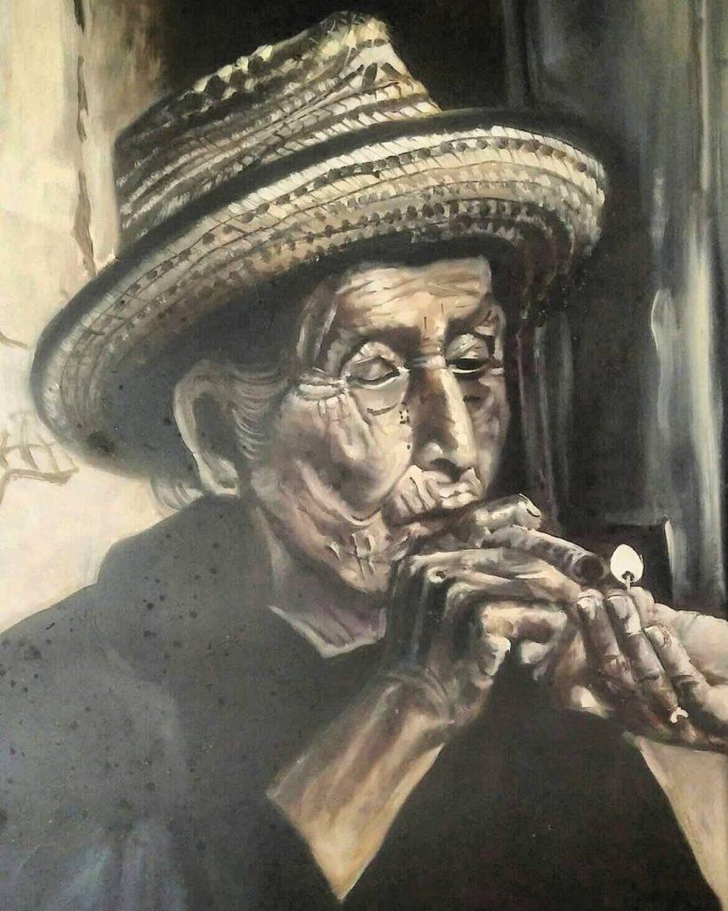 María del tránsito Álvarez - Maestro Cuéllar