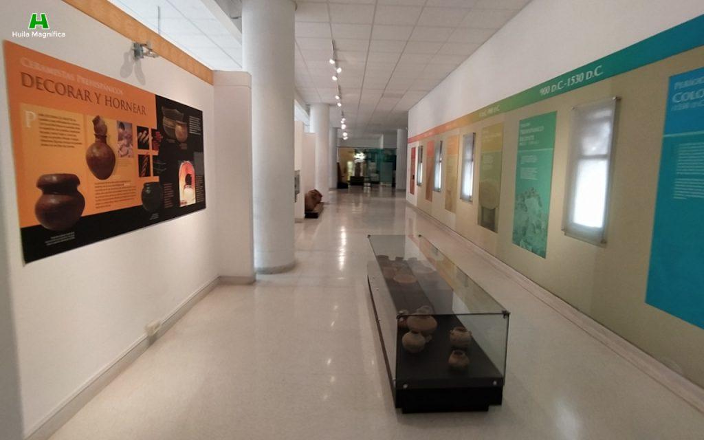 Vestigios, información de cerámica, cronología