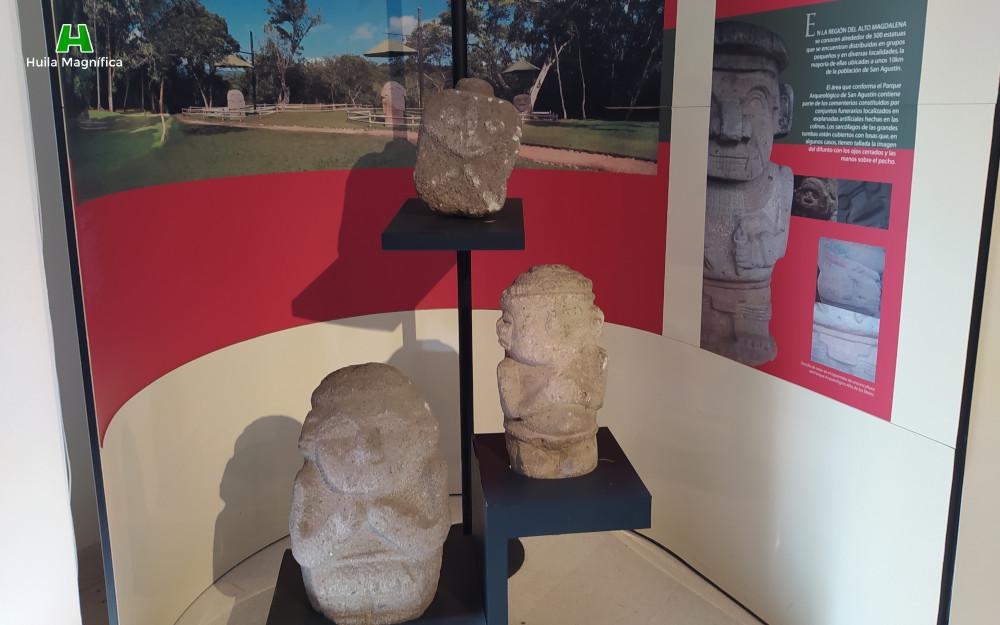 Estatuaria de la región del Alto Magdalena