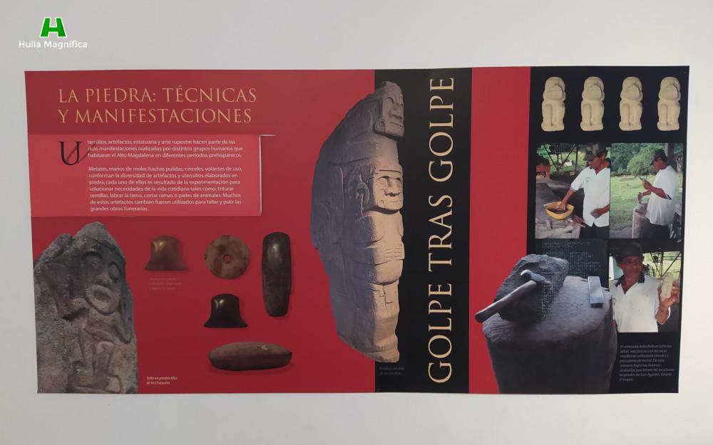 La piedra: Técnica y manifestaciones