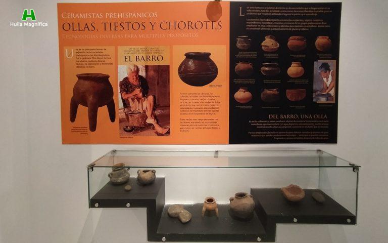 Ceramistas prehispánicos. Ollas, tiestos y chorotes. Tecnologías diversas para múltiples proósitos.