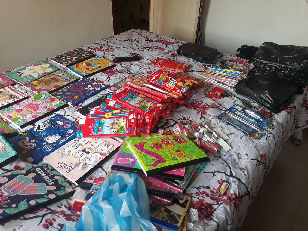 Donación de Kits Educativos