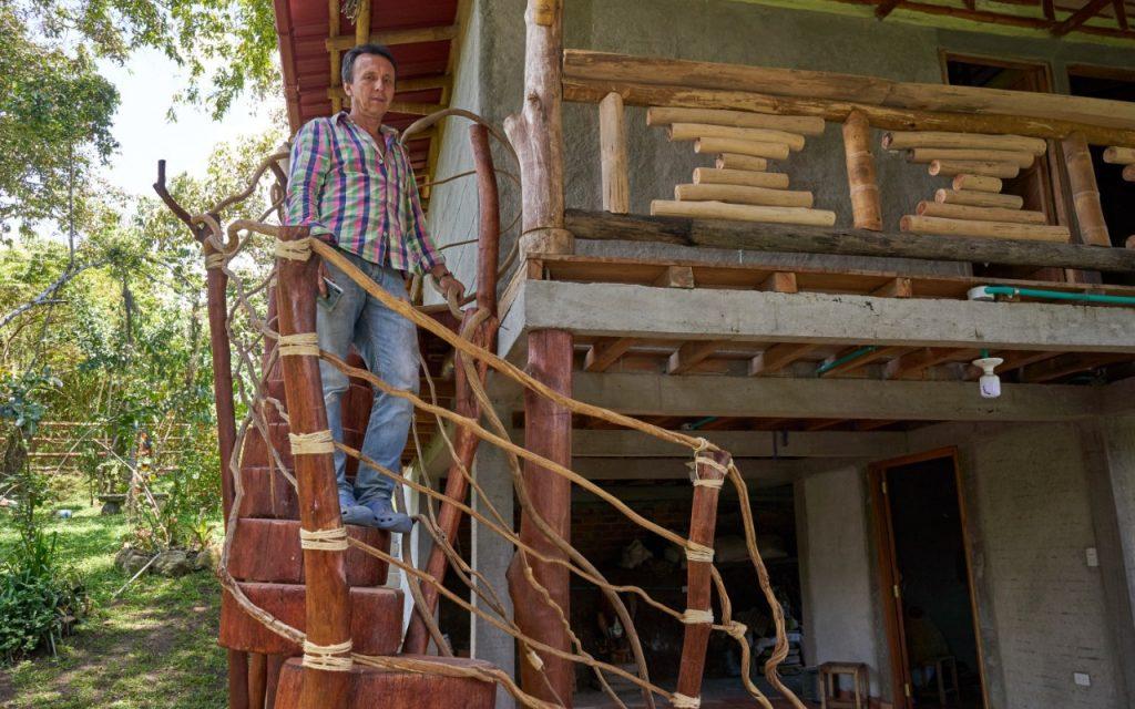 Gumer Chavez - Proyecto de Vida Kutanga