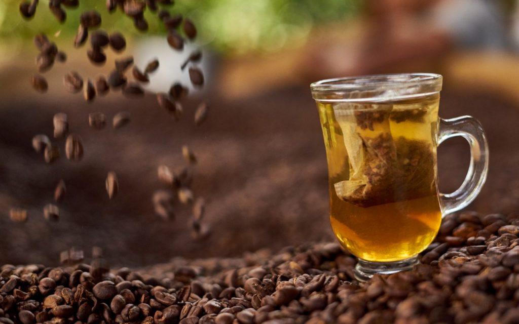 Té de Cascara de Café