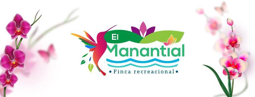 Logo - Finca Recreacional El Manantial