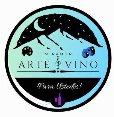 Logo Mirador Arte y Vino
