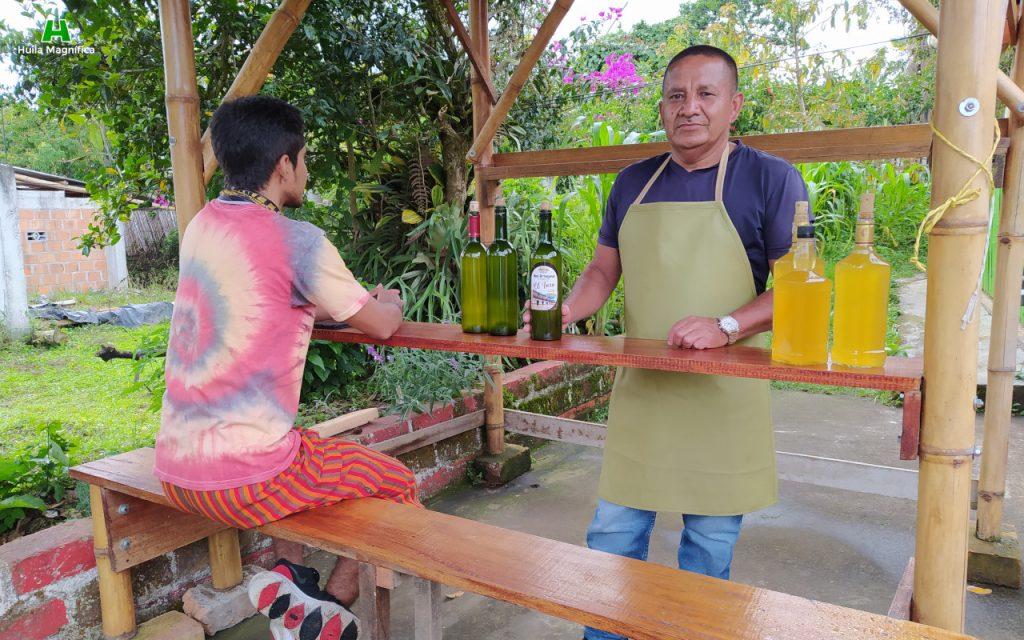 Vino Artesanal El Toro - Ramiro Toro Ortiz