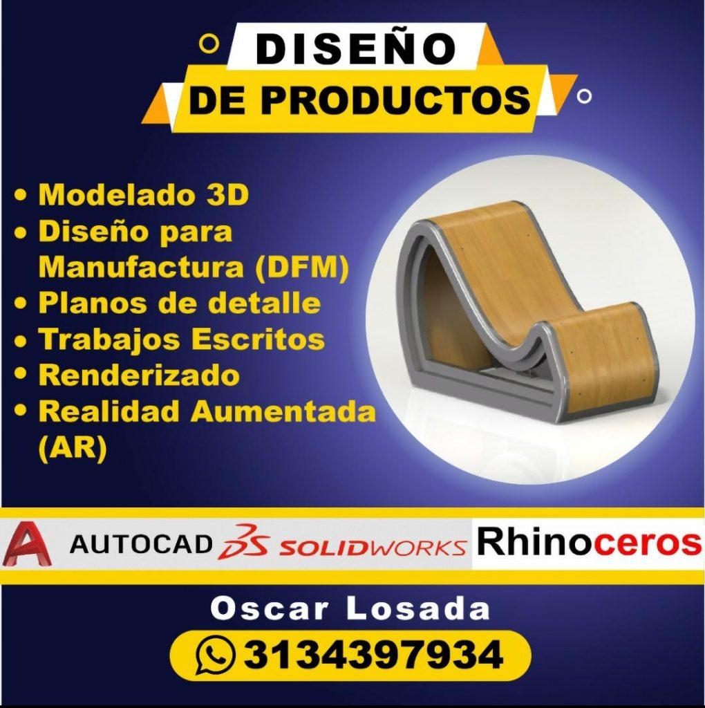 Diseño de Productos - Oscar Losada Luna