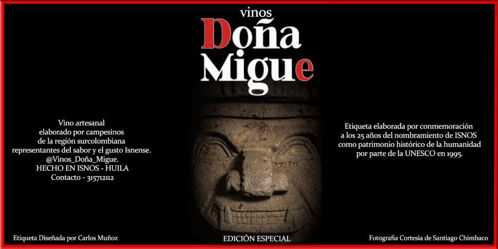 Vinos Doña Migue - Edición Especial