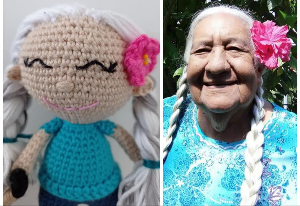 Mí abuela