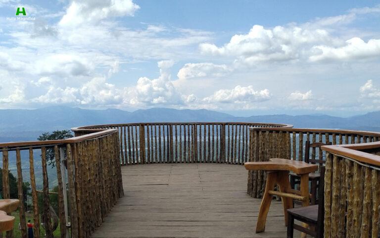 Mirador El Balcón del Huila
