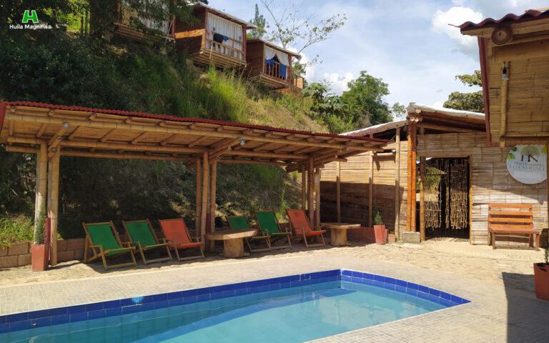 Hotel ecoturístico Los Nogales