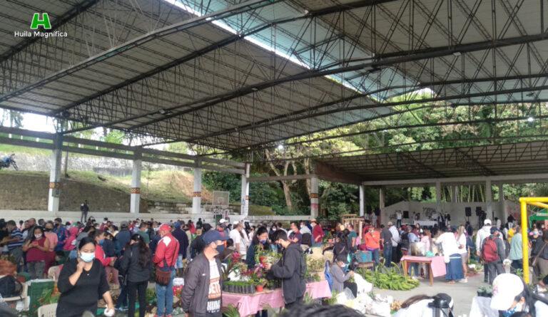 Mercado Local - Trueque - Economía Circular - San Agustín